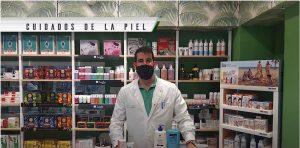 Cuidados piel farmacia