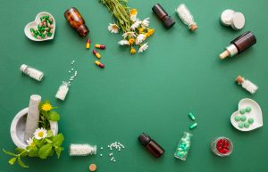 Homeopatía en farmacia